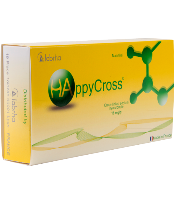 Commander HAppyCross® - Labrha